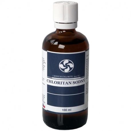 Chloritan sodný základná látka na výrobu MMS kvapiek 100% kvalita